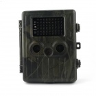 Waterproof 2,5'' LCD 8,0 MP CMOS énergie solaire IR Night Vision Camera Chasse / Trail / Sécurité