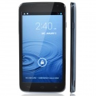 "A199 Android 4.2 Dual-Core WCDMA Bar Phone w/ 5"", 1GB RAM, 4GB ROM, GPS, FM - Black + Deep Blue"
