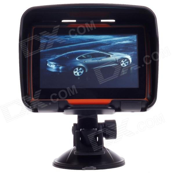 Motorcycle Navigation Systems : Waterproof ipx quot car motorcycle gps navigation system
