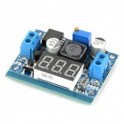 LM2596 Power Step-down Voltage Regulator Module w/ Voltmeter Display