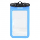 Tteoobl T-9C PVC Waterproof Bag for Iphone 4 / 4S / 5 - Blue