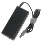 DeLiBao 20V 4.5A 8.0 x 5.5mm AC Power Adapter for Lenovo Laptops Notebook - Black (100~240V)