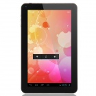 "HJC1008 Quad Core 10.1"" Android 4.1.1 Tablet PC w/ 1GB RAM, 16GB ROM, OTG - Black + White"