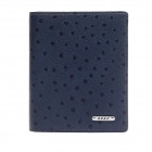 BEIDIERKE B016-215 High-Grade Head Layer Cowhide Men's Wallet - Blue