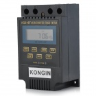 KG316T Microcomputer Time Controller - Schwarz (AC / DC 24V)