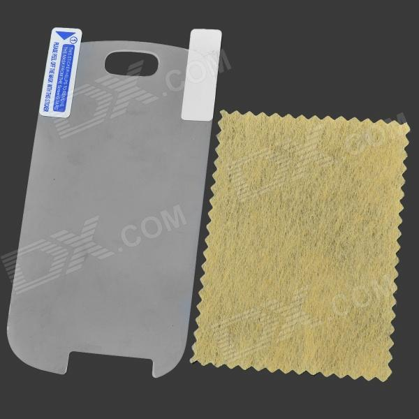 Protective Clear Screen Protector Film for Samsung Galaxy Fame S6812 - Transparent
