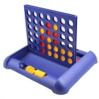 6200 Connect Four Chess Game - Red + Green + Blue