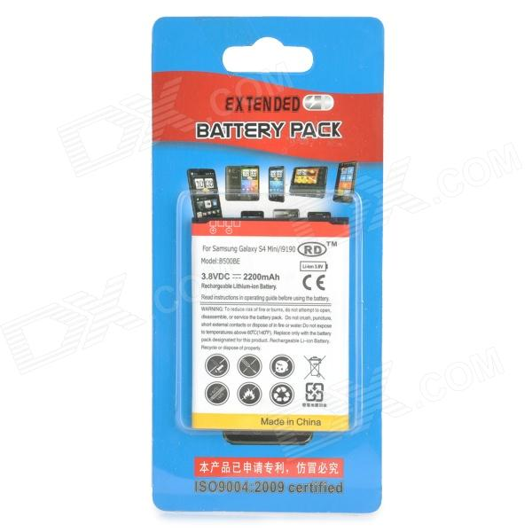 replacement 2200mah battery for samsung galaxy s4 mini i9190 red white yellow free. Black Bedroom Furniture Sets. Home Design Ideas