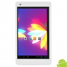 Ramos W20 7″ Dual Core Android 4.1.1 Tablet PC w/ 1GB RAM / 8GB ROM / 1 x SIM / GPS Module – White