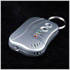 Breathalyzer Keychain with Flashlight