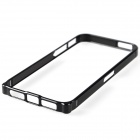 Zomgo Protective Aluminum Alloy Bumper Frame for Iphone 5 - Black