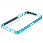 Zomgo Protective Aluminum Alloy Bumper Frame for Iphone 5 - Blue