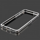 Zomgo Protective Aluminum Alloy Bumper Frame for Iphone 5 - Silver
