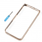 Zomgo Protective Aluminum Alloy Bumper Frame for Iphone 5 - Champagne