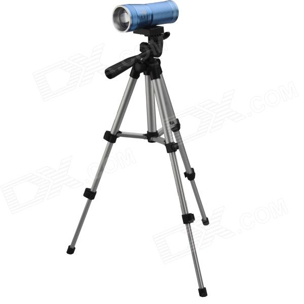 SingFire SF-331 180lm Blue + White 2-Mode Zooming Fishing Lamp w/ 2 x Cree XP-E R2, Charger, Tripod