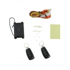 Keyless Entry System Car Remote Central Lock With Remote Controllers Lock Unlock Trunk Open Function