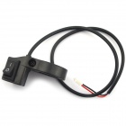 Jtron Handle Switch for Motorcycle - Black (12V / 2A)