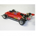 Genuine Fujimi Ferrari 126C2 Long Beach Plastic Model Kit