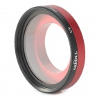 Fat Cat A-U31 37mm Aluminum Alloy UV Lens w/ Cap for Gopro Hero 4/3 / 3+