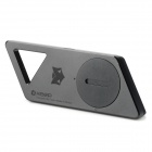 Keep Bluetooth V4.0 Anti-lost Alarm Key - Black (1 x CR1632)