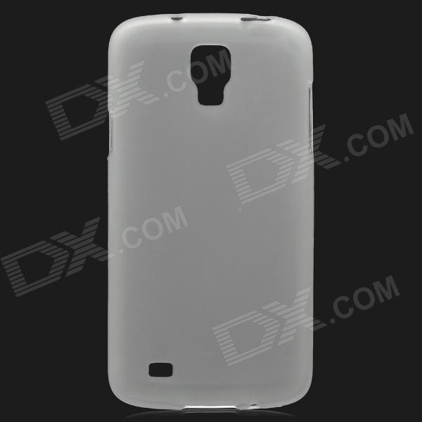 Protective TPU Matte Back Case for Samsung i9295 - Transparent White