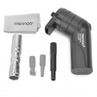 MENNON CCD Sensor / CMOS Reflex Mirror Cleaner for DSLR Camera Set - Black