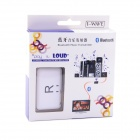 SF-TX001 Bluetooth V2.1 High Performance Bluetooth Music Transmitter - White