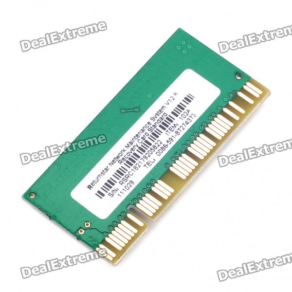 How to use ddr memory card recovery