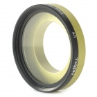 Fat Cat A-U34 High Precision 37mm Aluminum Alloy UV Lens for Gopro Hero 3 / 3+
