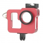 Fat Cat C-C31 CNC Aluminum Alloy Extension Heat-sink Case w/ UV Lens for GOPRO Hero 3 / 3+