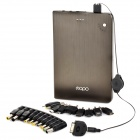 MOPO MB-16000 Universal 16000mAh Rechargeable Li-ion Portable Power Bank for Laptop + More - Black