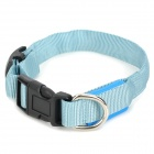 Doglemi DM40024-M LED Flash Pet Safety Collar - Blue (2 x CR2016)