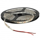 Waterproof 48W 1800lm 3500K 600-3528 SMD LED Warm White Light Decorative Strip - White + Yellow (5m)
