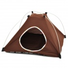 MD02 Convenient Outdoor Folding Tent for Pet Cat / Dog - Deep Grey