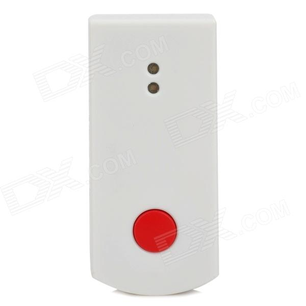 OUDI AD-89 433mhZ Wireless Emergency Button - White + Red