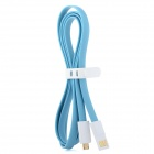 Micro USB Male to USB 2.0 Male Data Sync / Charging Cable for Samsung / HTC - Blue (120cm)