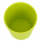 ALOCS TW-408 Outdoor Bamboo Cup - Green (250ml)
