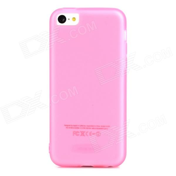 все цены на USAMS Protective Silicone Back Case for Iphone 5C - Translucent Pink