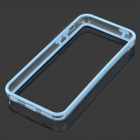 Protective Plastic + TPU Bumper Frame for Iphone 5C - Blue
