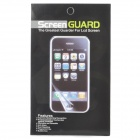 Protective Clear Screen Protector Film Guard for Iphone 5C - Transparent (5 PCS)
