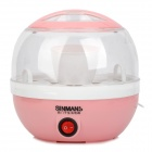 Multifunction Automated Electronic 7-Egg Egg Steamer - Pink