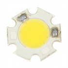 SENCART 3W 300lm 6000K Integrated COB Cold White Light Emitter Board