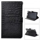 Y7-2-7B Protective PU Leather 2-Fold Case for Google Nexus 7 II - Black