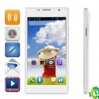 "CUBOT C11 Dual-Core Android 4.2.2 GSM Bar Phone w/ 5.0"" Screen, Wi-Fi, GPS and Quad-Band - White"