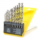 WLXY WL-1301 High-Speed Steel Drill Bits Set (13 PCS)