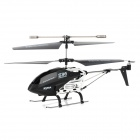 Syma S36 2.4GHz 3-CH Mini R/C Helicopter w/ Gyroscope - Black + White