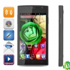"CUBOT C10 + Dual-Core Android 4.2.2 GSM Bar Phone w / 4,5 ""-Bildschirm, Wi-Fi, GPS und Quad-Band - Schwarz"