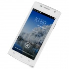 "CUBOT C10 + Dual - Core Android 4.2.2 GSM Phone w /4.5 ""Näyttö , Wi - Fi , GPS ja Quad - Band - Valkoinen"