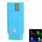UB UB-PAB-7 Intelligent Alarm w/ Flashlight / Mobile Power - Blue