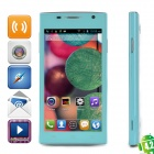 "CUBOT C10+ Dual-Core Android 4.2.2  GSM Phone w /4.5"" Screen, Wi-Fi, GPS and Quad-Band - Blue"